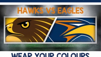 2015 AFL Grand Final Day!