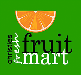 Christies Fresh Fruit Mart Logo