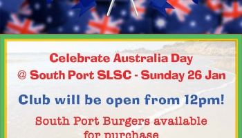 Australia Day 2020 at the Club