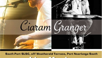 Sunday Session 2nd Sept featuring Ciaram Granger