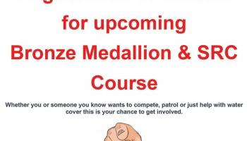 Bronze Medallion & SRC Course