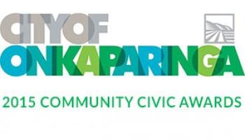 City of Onkaparinga 2015 Community Civic Awards
