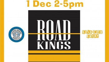 Sunday Session - 1 Dec featuring Road Kings